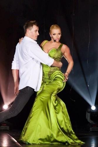 Постановки для Волочковой делают экс-участники Танцуют все