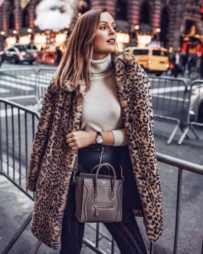 Одежда на зиму 2019: модные тенденции, фото