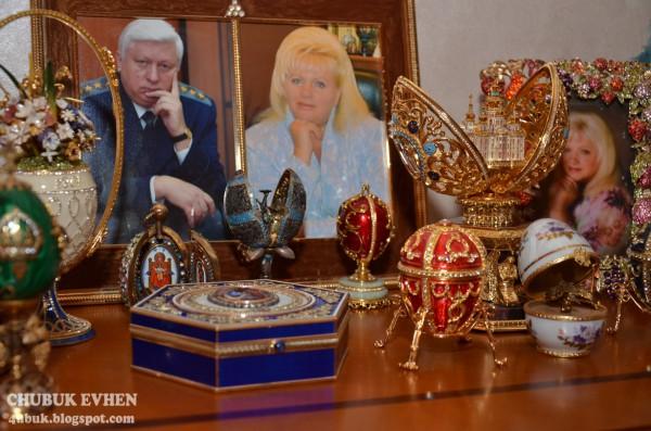 Виктор Пшопка с супургой Ольгой
