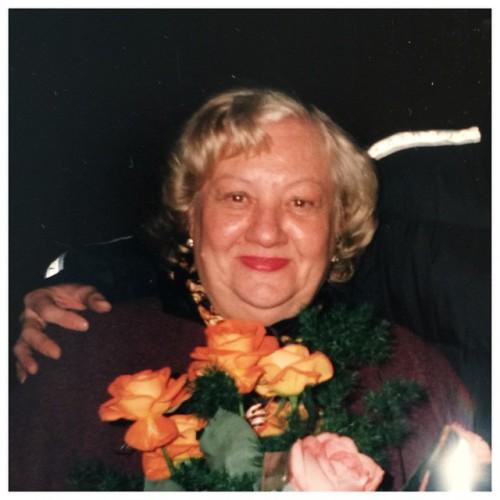 Мама Андрея Григорьева-Апполонова