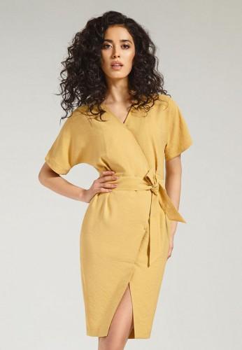 Летние платье, скрывающее недостатки фигуры
