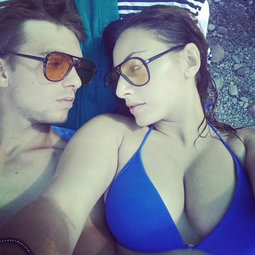 Роза встречается с Алексеем Ткаченко