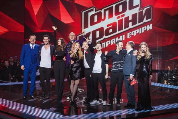 Голос країни 6: стали известны имена ведущих главного вокального шоу Украины новые фото