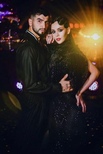 Юлия Санина и Дмитрий Жук