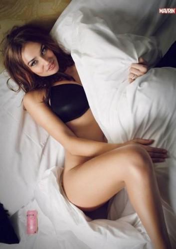 Алена Водонаева опубликовала сексуальный снимок
