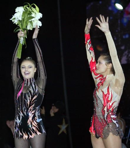 Именно спорт привел Алину Кабаеву в Москву, где она встретила первую любовь
