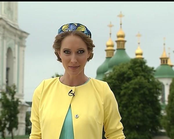 Катя Осадчая высказалась о Дне России