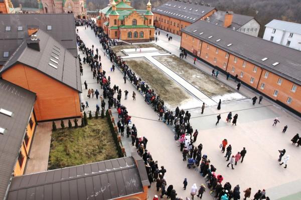 Свято-Покровский Голосеевский мужской монастырь
