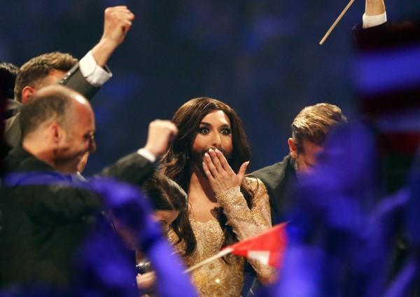 Победитель Евровидения 2014 – Австрия, Кончита Вурст