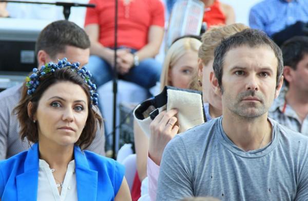 Вакарчук и Ляля поженились