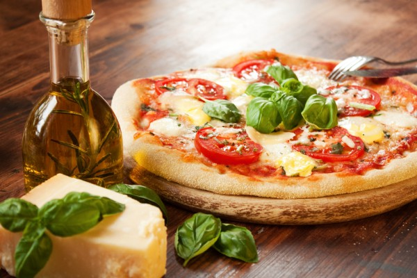 Пицца Маргарита популярна во всем мире
