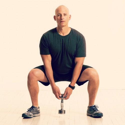 Как привести в тонус мышцы: Упражнение от Харли Пастернака