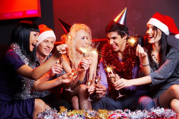 сексуальные конкурсы на новый год: