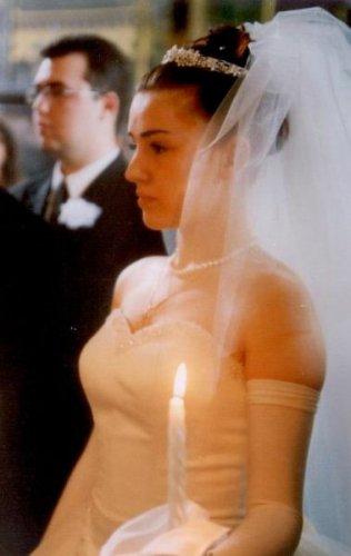 Леся Оробец уже 8 лет замужем