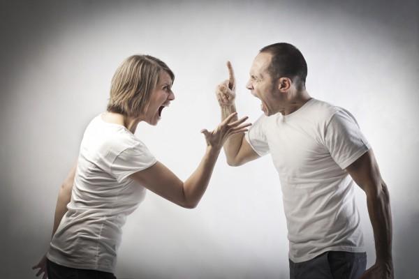 Что делать, если муж агрессивен