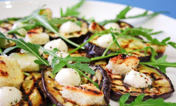 Рецепты интересных салатов и закусок летних