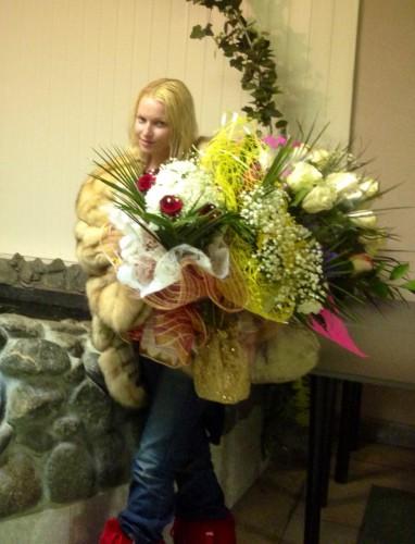 Анастасия Волочкова показала лицо без мейк-апа