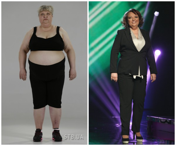 как похудели взвешенные люди фото