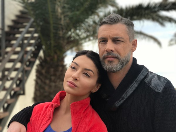 Катерина Тышкевич и Антон Батырев