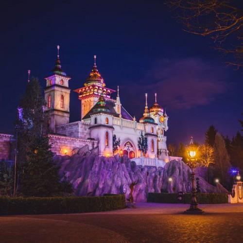 ТОП-7 лучших европейских парков развлечений