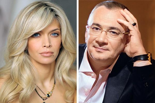 Вера Брежнева встречается с Константином Меладзе