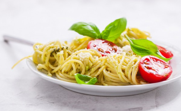 Постный рецепт: макароны от Марты Стюарт