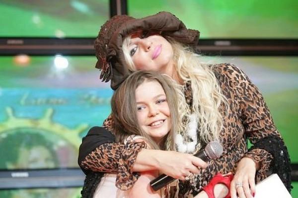 Ирина Билык поблагодарила Алину Гросу за песню