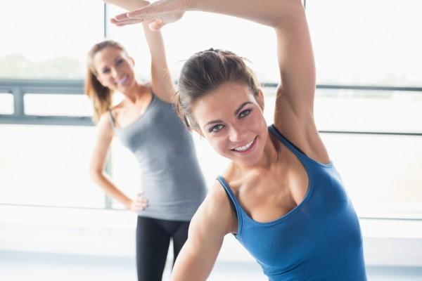 Выполняя эти упражнения ты станешь стройнее и приведешь в тонус мышцы