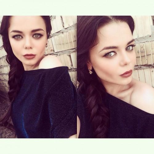 Алина Гросу вернулась в Украину
