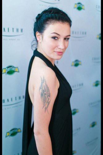 Анастасия Приходько о 2013 годе: До сентября я была рассыпанной