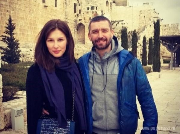 27-летняя актриса Ольга Пилевская и 38-летний Владимир Кристовский поженились