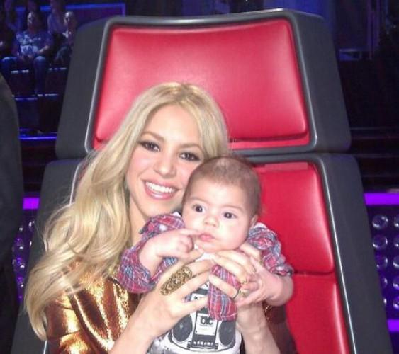 Шакира рассказала о том, как ей нравится быть мамой