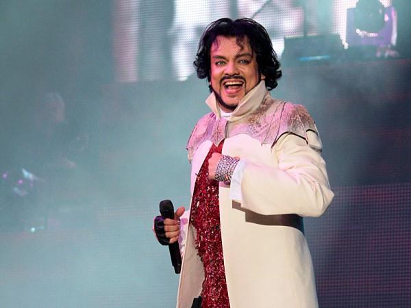 Филипп Киркоров обещает фантастический концерт в Киеве