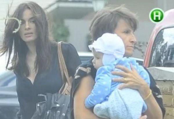 Мейхер осудила бы папарацци за то, что они сняли её дочь