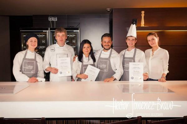Выиграй кулинарный мастер-класс в Академии Эктора