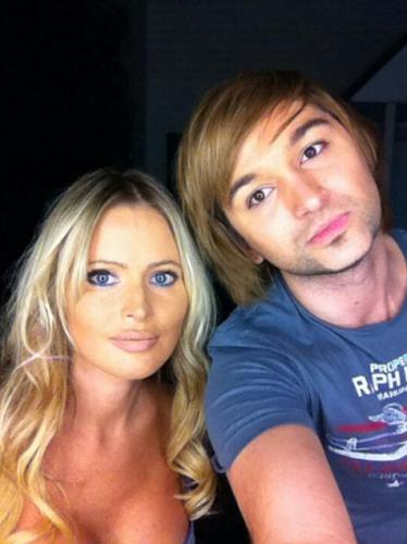 Дана Борисова и Тима Брик