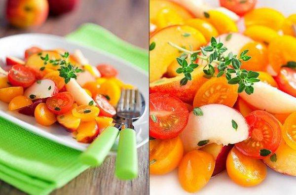 Летние салаты из помидоров: ТОП-5 любимых рецептов