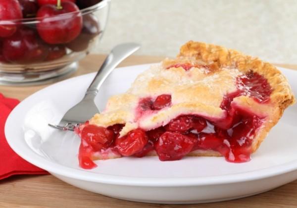 Рецепт                  Вишневый пирог на сметане