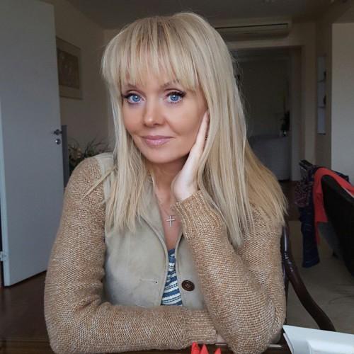 Российская певица Валерия