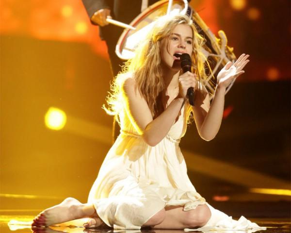 Эмили де Форест получила победу на Евровидении 2013 обманом