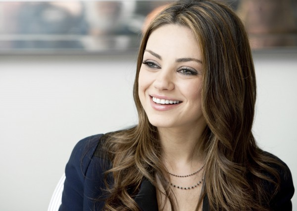 Голливудская актриса Мила Кунис