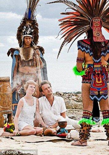 Свадьба в Южной Мексике