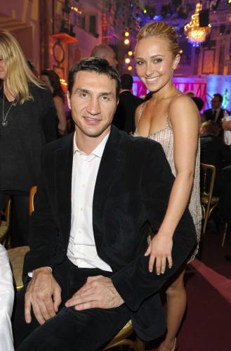 Пока Хайден собирается замуж, Кличко говорит: Что вы, какая свадьба?