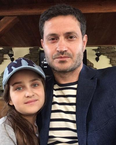Ахтем Сеитаблаев с дочерью фото