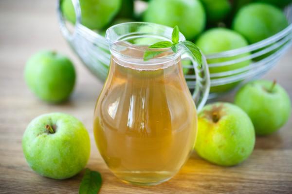 Яблочно-сливовый компот