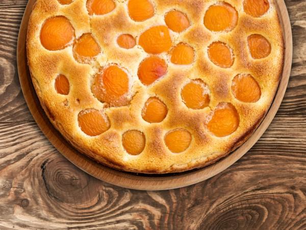 Рецепт                  Творожная запеканка с абрикосами