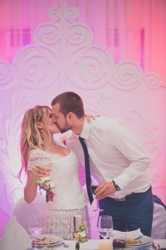 Тамерлан и Алена Омаргалиева связали себя узами брака