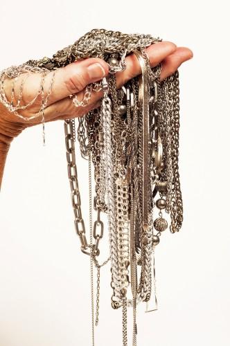 Средства для очистки серебра дома