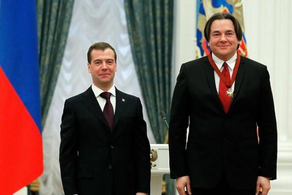 История успеха Константина Эрнста