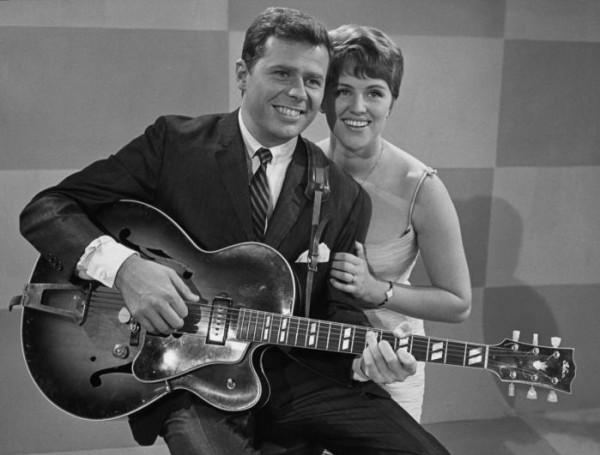 Грета и Юрген Ингманн – победители на конкурсе Евровидение 1963 года